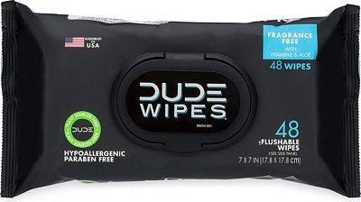 Purchase Dude Products Wipes Flushable Wipes Dispenser, Pack of 1 at Amazon.com