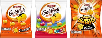 Purchase Pepperidge Farm, Goldfish, Crackers, 37.6 oz., Variety Pack, Box, Snack Packs, 40-count at Amazon.com
