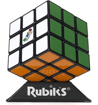 Purchase Hasbro Gaming Rubik's Cube at Amazon.com