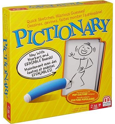 Purchase Pictionary Board Game at Amazon.com