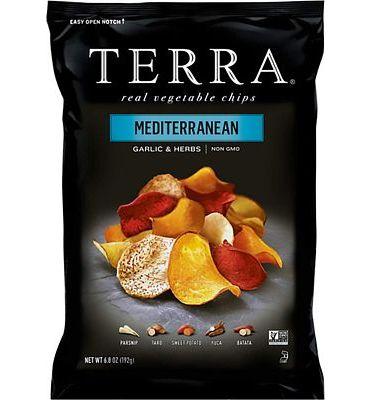 Purchase TERRA Mediterranean Chips, 6.8 oz. at Amazon.com