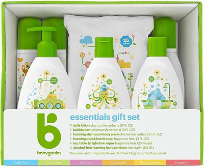 Purchase Babyganics Essentials Gift Set at Amazon.com