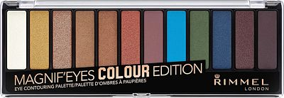 Purchase Rimmel Magnif'eyes Eye Palette, Nude Edition at Amazon.com