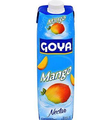 Purchase Goya Foods Prisma Mango Nectar, 33.79 Ounce at Amazon.com