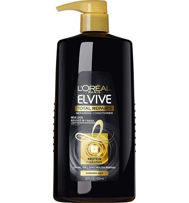 Purchase L'Oreal Paris Elvive Total Repair 5 Repairing Conditioner for Damaged Hair, 28 Fl Oz at Amazon.com