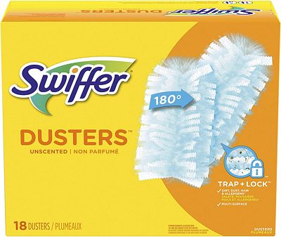 Purchase Swiffer, Multi Surface Refills, Unscented Scent, 18 Count at Amazon.com