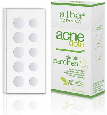Purchase Alba Botanica Acnedote Pimple Patches, 40 Count at Amazon.com