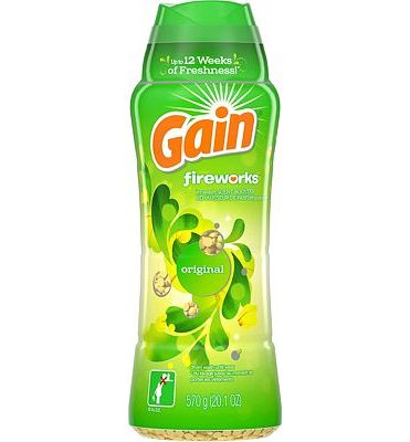 Purchase Gain Fireworks In-Wash Scent Booster, Original, 20.1 Ounce at Amazon.com