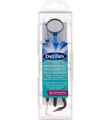 Purchase DenTek Professional Oral Care Kit at Amazon.com