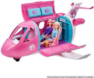 Purchase Barbie Dreamplane Playset at Amazon.com