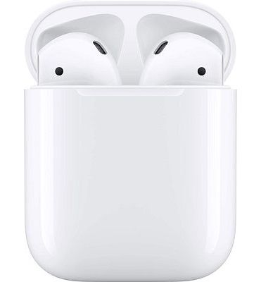 Purchase Apple AirPods with Charging Case (Latest Model) at Amazon.com