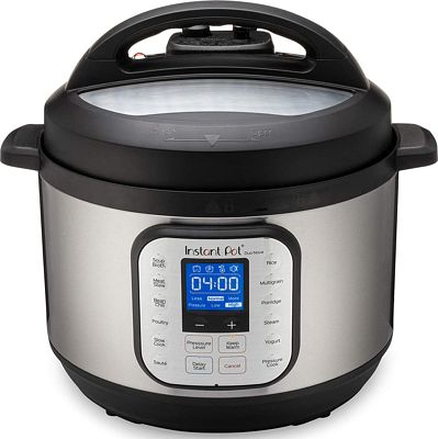 Purchase Instant Pot Duo Nova Pressure Cooker 7 in 1, 10 Qt, Best for Beginners at Amazon.com