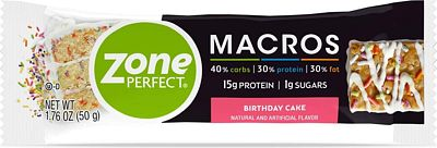 Purchase Zoneperfect Macros Protein Bars, Fruity Cereal, 20 Count at Amazon.com