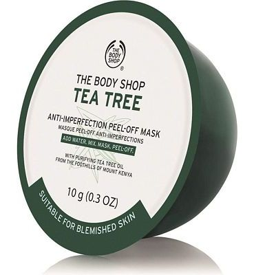 Purchase The Body Shop Tea Tree Skin Clearing Peel-Off Mask With Purifying Tea Tree Oil at Amazon.com