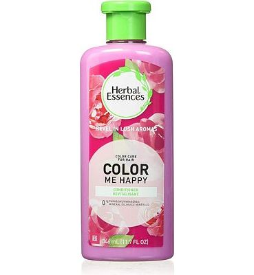 Purchase Herbal Essences Herbal essences color me happy conditioner for color treated hair, 11.7 fl Ounce at Amazon.com