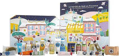 Purchase L'Occitane Signature Holiday Advent Calendar at Amazon.com