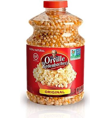 Purchase Orville Redenbacher's Gourmet Popcorn Kernels, Original Yellow, 30 oz at Amazon.com