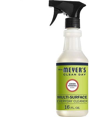 Purchase Mrs. Meyer's Clean Day Multi-Surface Everyday Cleaner, Lemon Verbena, 16 fl oz at Amazon.com