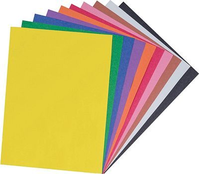 Purchase SunWorks Construction Paper, 10 Assorted Colors, 9