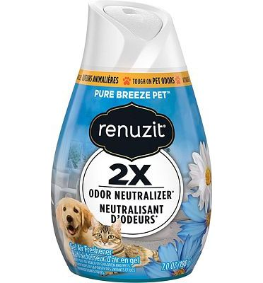 Purchase Renuzit Gel Air Freshener, Pure Breeze, 7.0 Ounce at Amazon.com