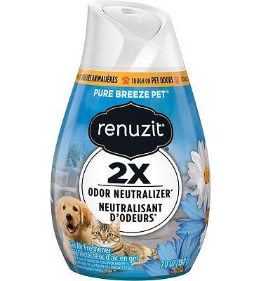 Purchase Renuzit Gel Air Freshener, Pure Breeze, 7.0 Ounce at Amazon.com