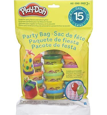 Purchase Play-Doh Party Bag Dough (15 Count) at Amazon.com