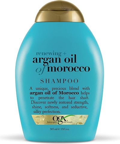 Purchase OGX Renewing Argan Oil of Morocco Shampoo, 13 Ounce at Amazon.com