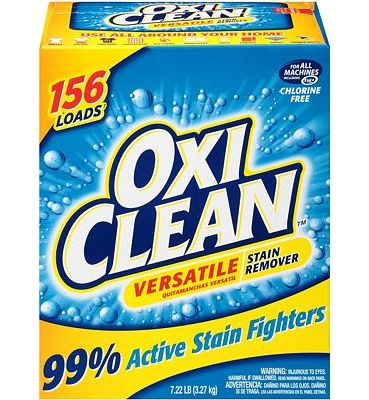 Purchase OxiClean Versatile Stain Remover Powder, 7.22 lbs at Amazon.com