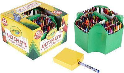Purchase Crayola Ultimate Crayon Collection, 152 Pieces, Coloring Supplies at Amazon.com