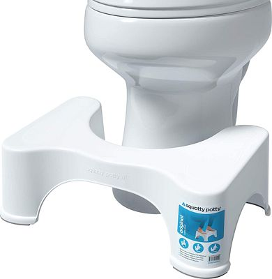 Purchase Squatty Potty The Original Bathroom Toilet Stool, 7