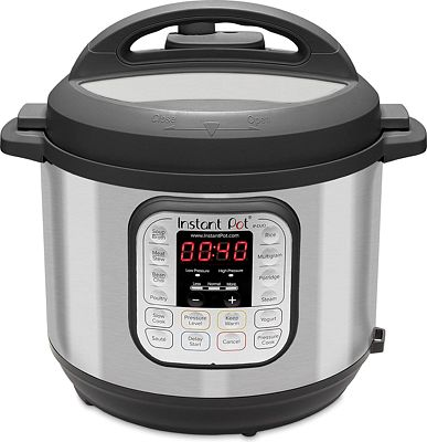 Purchase Instant Pot DUO60 6 Qt 7-in-1 Multi-Use Programmable Pressure Cooker, Slow Cooker, Rice Cooker, Steamer, Saut, Yogurt Maker and Warmer at Amazon.com