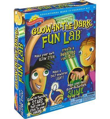 Purchase Scientific Explorer Glow in The Dark Fun Lab at Amazon.com