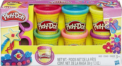 Purchase Play-Doh Sparkle Compound Collection at Amazon.com