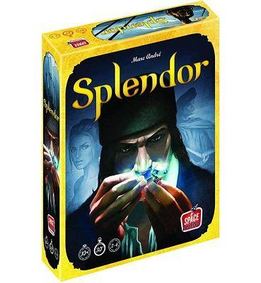Purchase Splendor at Amazon.com