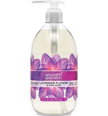 Purchase Seventh Generation Hand Wash Soap, Lavender Flower & Mint, 12 Fl Oz, (Pack of 8) at Amazon.com