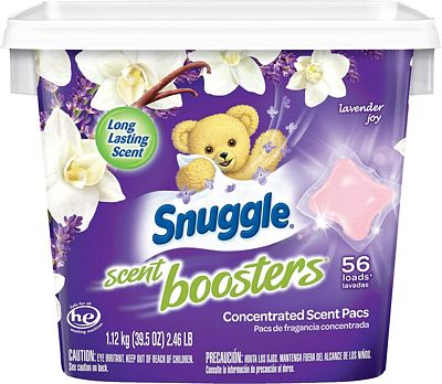 Purchase Snuggle Laundry Scent Boosters Concentrated at Amazon.com