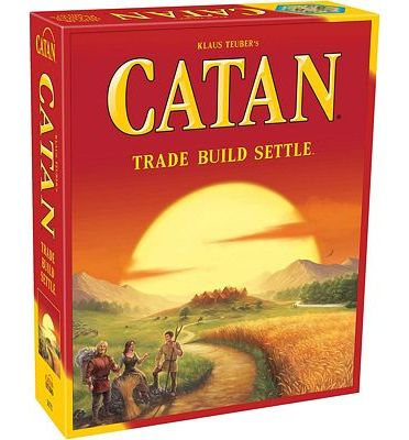 Purchase Catan The Board Game at Amazon.com