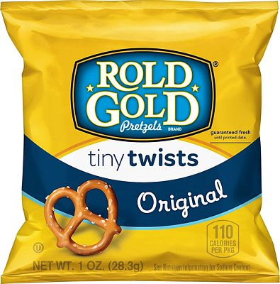 Purchase Rold Gold Tiny Twists Pretzels, 1 Ounce (Pack of 40) at Amazon.com