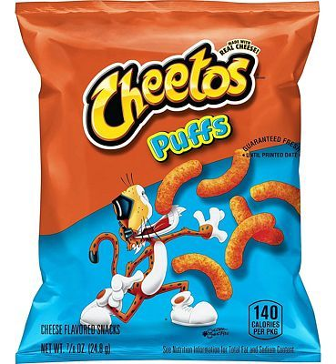 Purchase Cheetos Puffs Cheese Flavored Snacks, 0.875 Ounce (Pack of 40) at Amazon.com