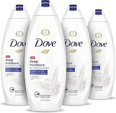 Purchase Dove Body Wash, Deep Moisture, 22 oz, 4 count at Amazon.com