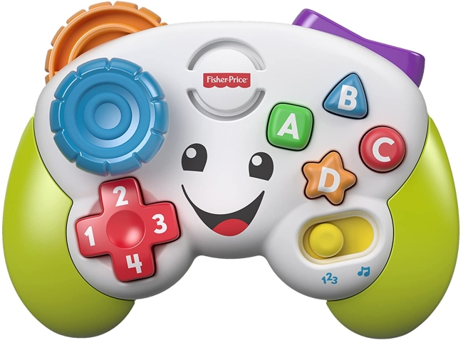 Purchase Fisher-Price Laugh & Learn Game & Learn Controller at Amazon.com