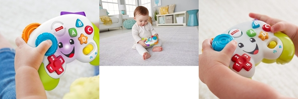 Purchase Fisher-Price Laugh & Learn Game & Learn Controller on Amazon.com