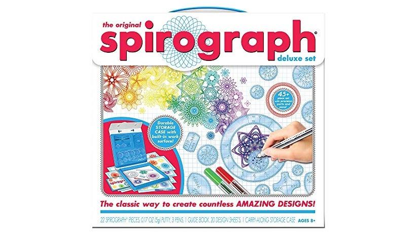 Purchase Spirograph Original Deluxe Art Set at Amazon.com