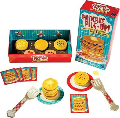 Purchase Educational Insights Pancake Pile-Up!, Sequence Relay Game for Preschoolers, Ages 4+ at Amazon.com