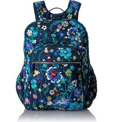Purchase Vera Bradley Women's Signature Cotton XL Campus Backpack Bookbag at Amazon.com