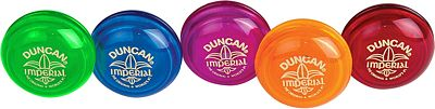 Purchase Duncan Imperial Yo-Yo - String Yo-Yo for Beginners with Narrow String Gap, Steel Axle, Plastic Body, Looping Play, Assorted Colors at Amazon.com