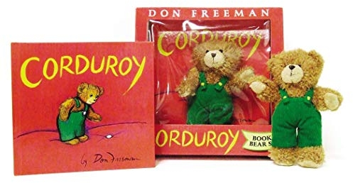 Purchase Corduroy (Book and Bear) at Amazon.com