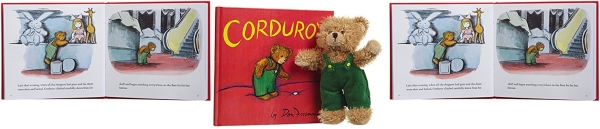 Purchase Corduroy (Book and Bear) on Amazon.com
