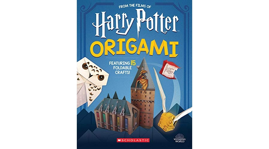 Purchase Harry Potter Origami 15 Paper-Folding at Amazon.com