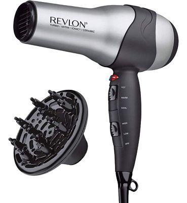Purchase Revlon 1875W Volumizing Turbo Hair Dryer at Amazon.com